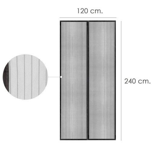 cortina mosquitera