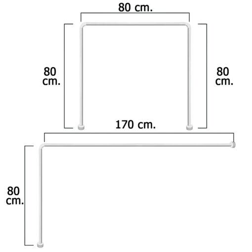 barra cortina