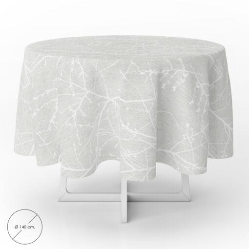 Ideal para mesas de salón