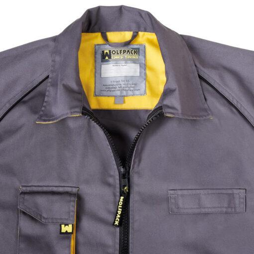 chaqueta de trabajo